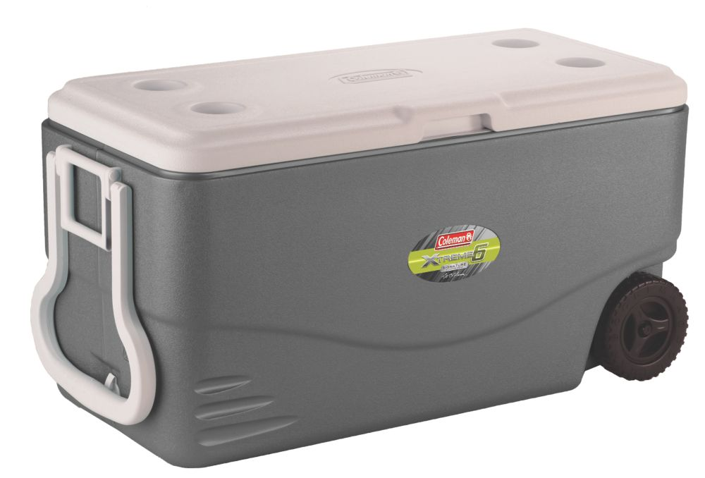 82 Quart Ultimate Xtreme® 6 Wheeled Cooler