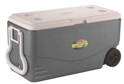 82 Quart Ultimate Xtreme® 6 Wheeled Cooler
