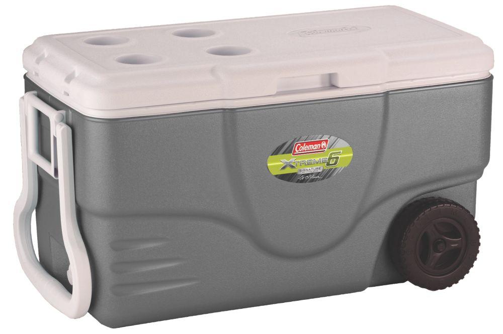 50 Quart Ultimate Xtreme® 5 Wheeled Cooler