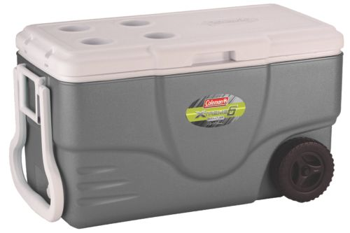 50 Quart Ultimate Xtreme® 5 Wheeled Cooler