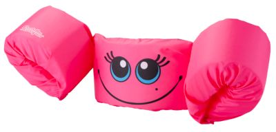 Puddle Jumper® Life Jacket - Pink Smile