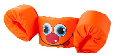 Puddle Jumper® Life Jacket - Orange Smile