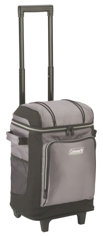 42 Can Wheeled Cooler (Gray)