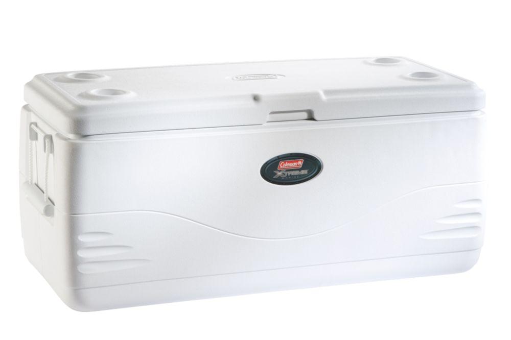 150 Quart White Marine Cooler