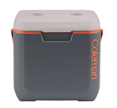 28 QT XTREME® COOLER - DARK GREY/ ORANGE/GREY