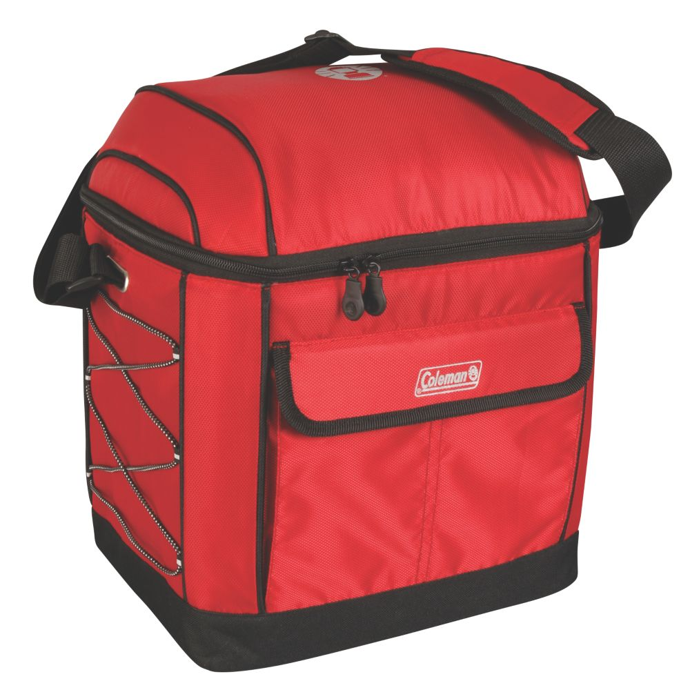 Coleman 16 Can Soft Cooler With Hard Liner ~ Soft sided coolers can cooler coleman
