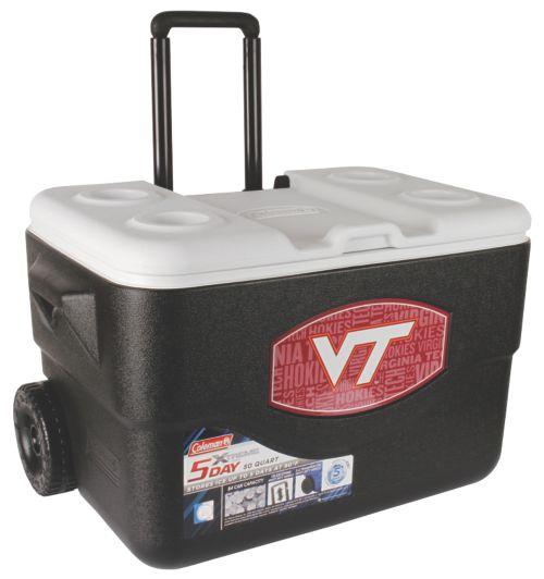 50 Qt Xtreme® Wheeled Cooler - Virginia Tech