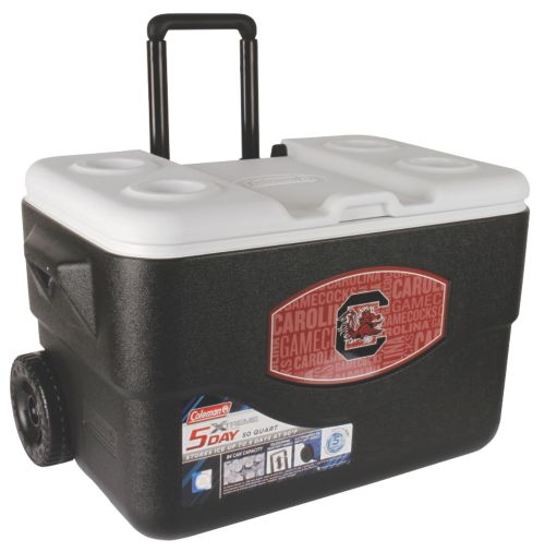 50 Qt Xtreme® Wheeled Cooler - South Carolina