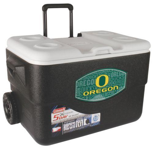50 Qt Xtreme® Wheeled Cooler - Oregon