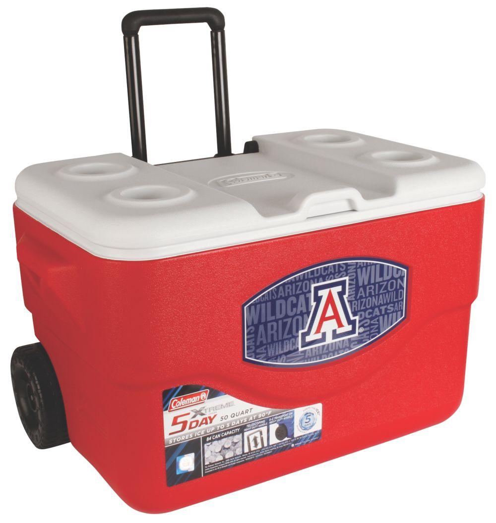 50 Qt Xtreme® Wheeled Cooler - Arizona