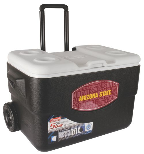 50 Qt Xtreme® Wheeled Cooler - Arizona State
