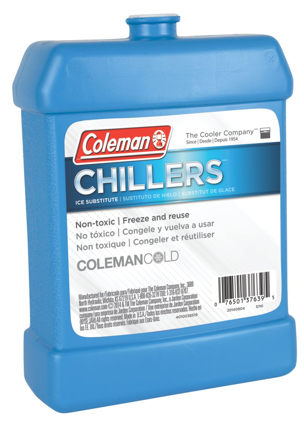 Chillers™ Hard Ice Substitute - Large