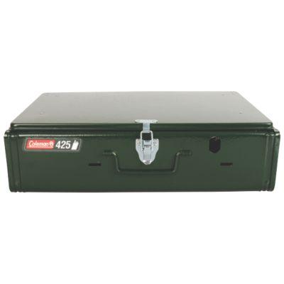 coleman dual fuel stove 424 manual