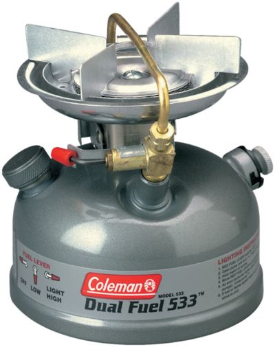 Guide Series® Compact Dual Fuel™ Stove