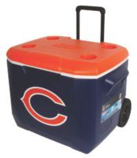 60 Quart Performance Wheeled Cooler - Chicago Bears
