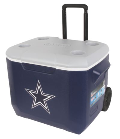 60 Quart Performance Wheeled Cooler - Dallas Cowboys