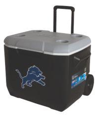 60 Quart Performance Wheeled Cooler - Detroit Lions