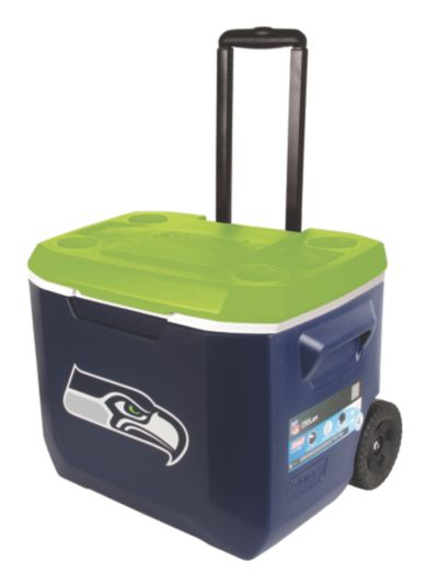 60 Quart Performance Wheeled Cooler - Seattle Seahawks