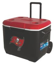 60 Quart Performance Wheeled Cooler - Tampa Bay Buccaneers
