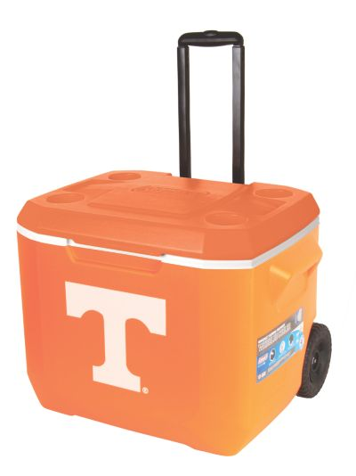 60 Quart Performance Wheeled Cooler - Tennessee Volunteers