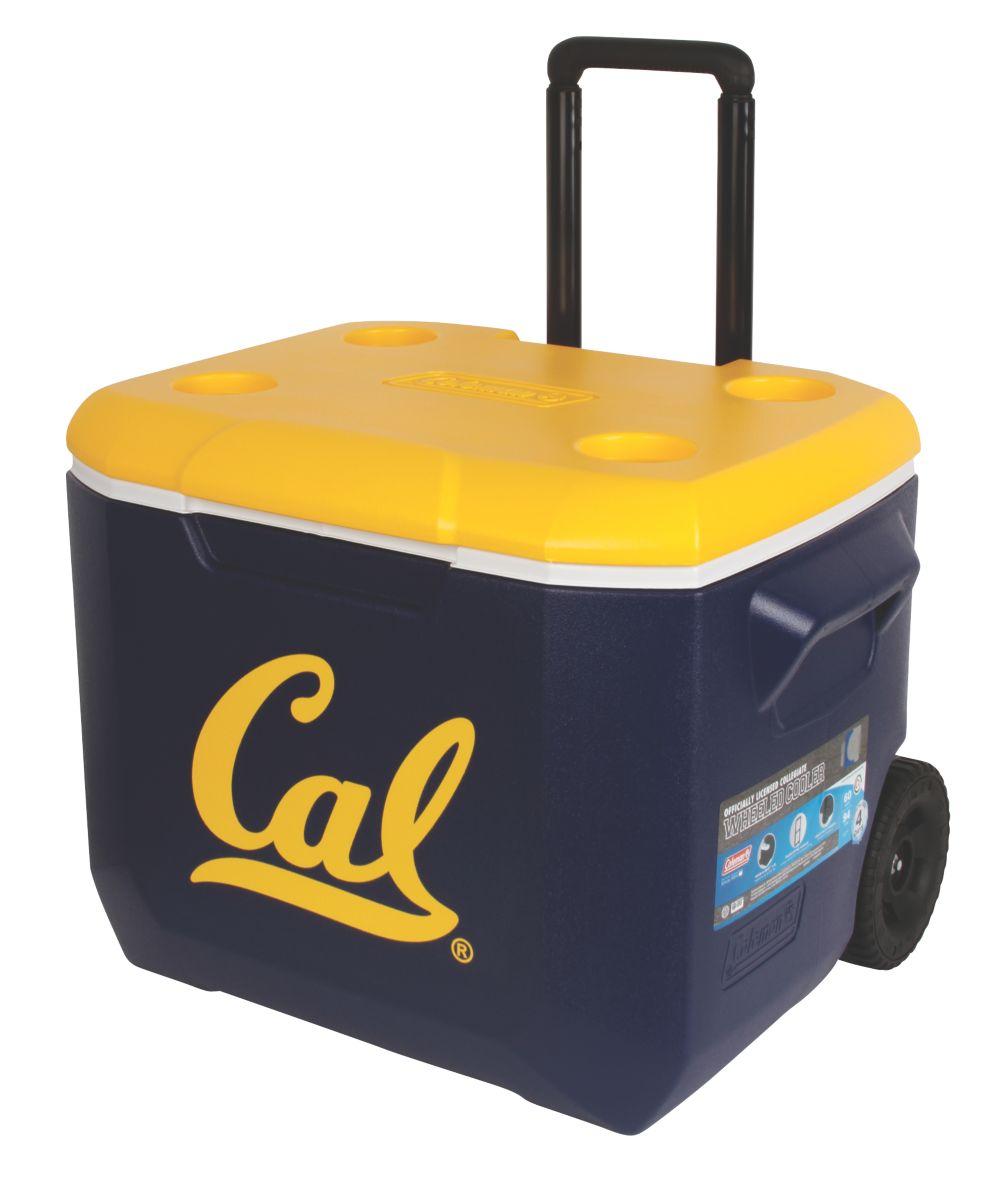 60 Quart Performance Wheeled Cooler - UC Berkeley Bears