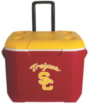 60 Quart Performance Wheeled Cooler - USC Trojans