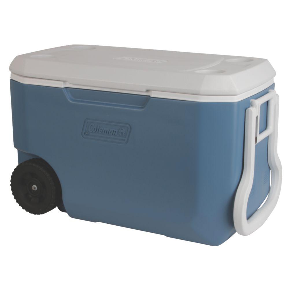 62 Quart Xtreme 174 5 Wheeled Cooler Usa