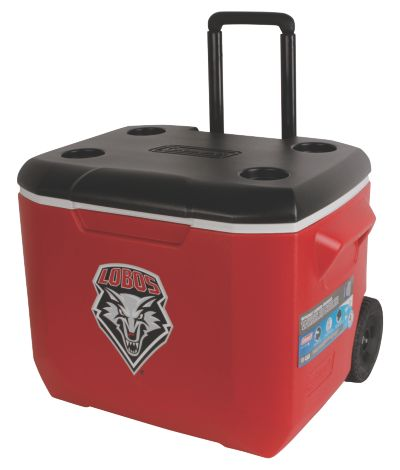60 Quart Performance Wheeled Cooler - New Mexico Lobos