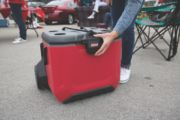 55 Quart Rugged 55 A/T Wheeled Cooler
