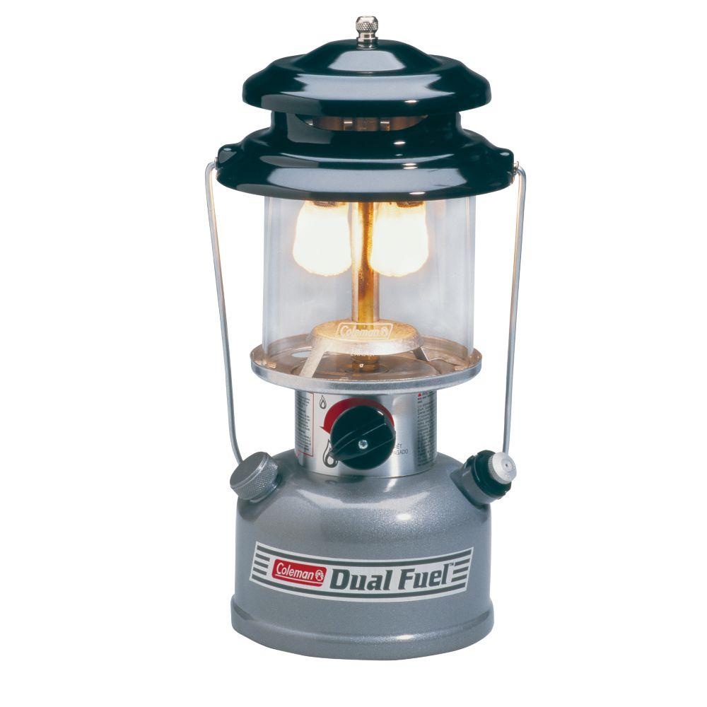 Premium Dual Fuel Lanterns Coleman Camping Lante