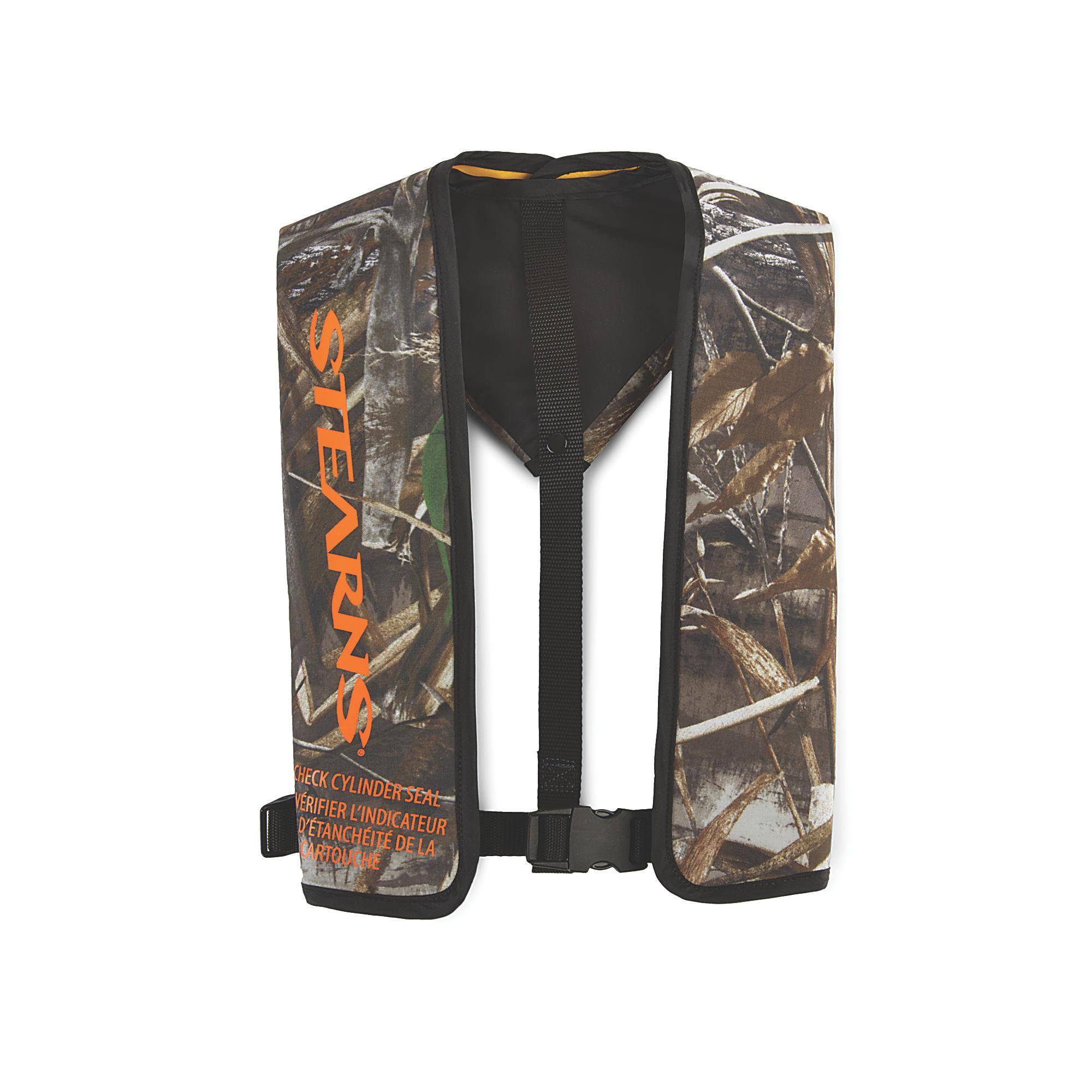 Camo Inflatable Vest