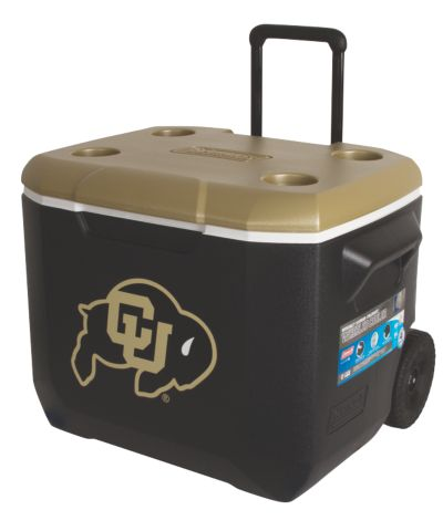 60qt Performance Wheeled Cooler - Colorado Buffaloes