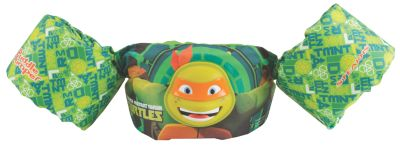 Puddle Jumper® Deluxe 3D Life Jacket - Teenage Mutant Ninja Turtles™