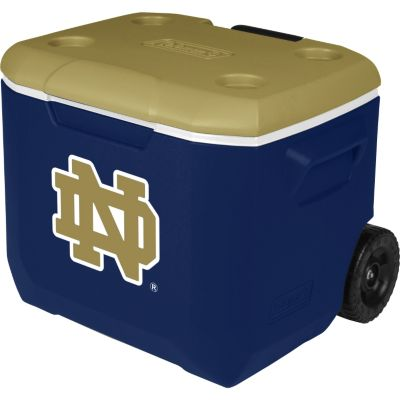 60 Quart Performance Wheeled Cooler - Notre Dame