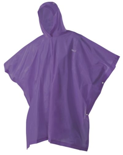 Coleman® Youth EVA Purple Poncho