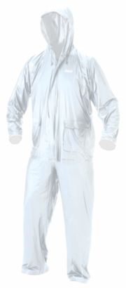 LIGHTWEIGHT .10 MM PVC RAIN SUIT
