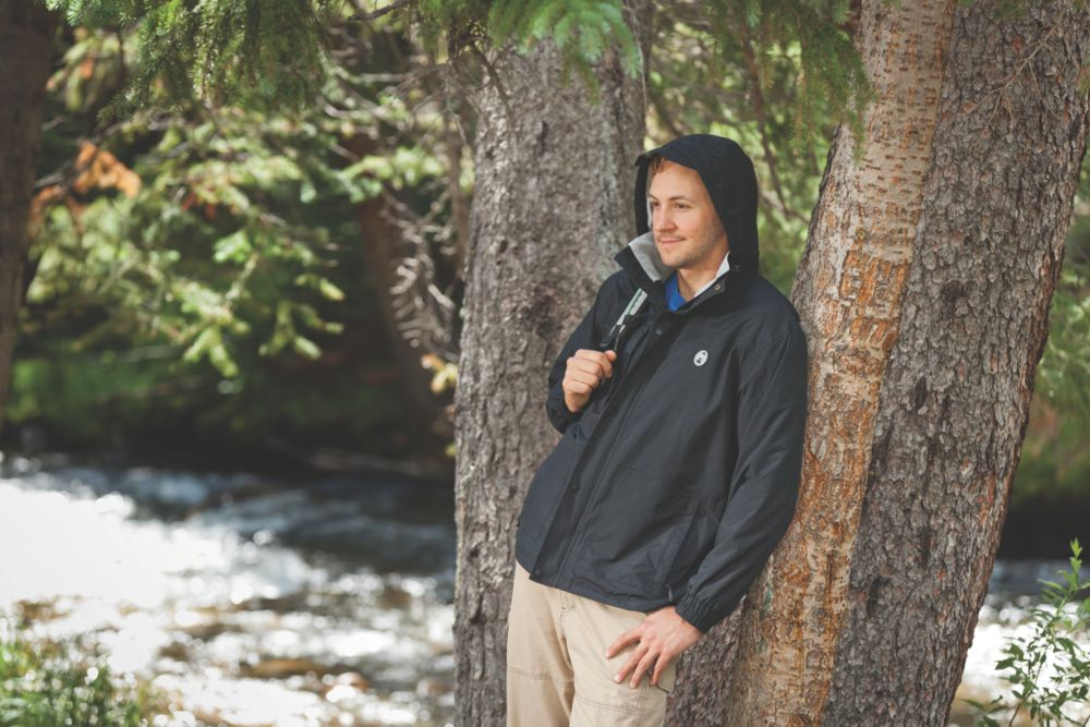 Fleece-Lined Jacket
