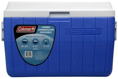 3-Piece 54 Quart Cooler Combo