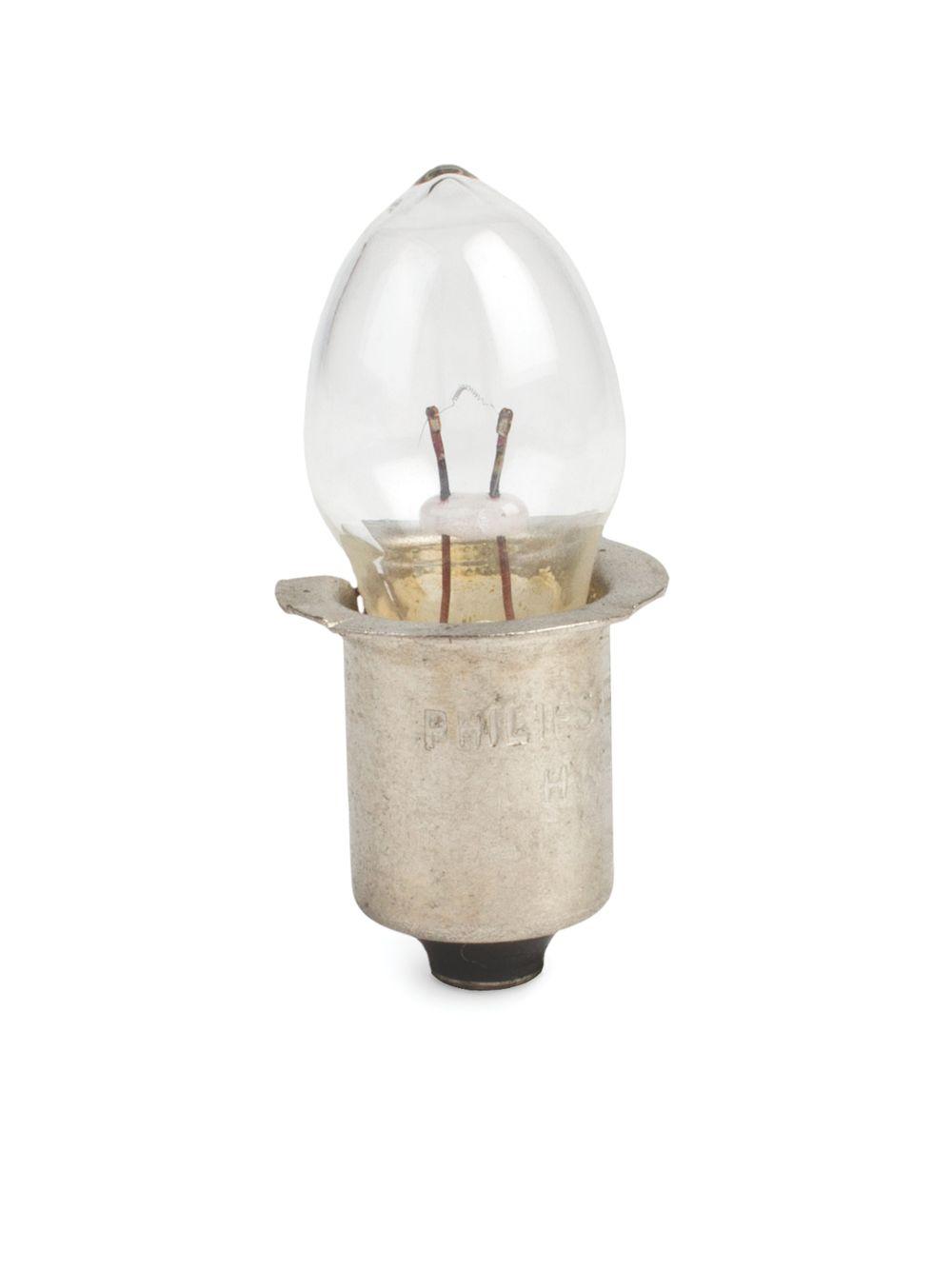 2.3volt, .27amp PR4 bulb