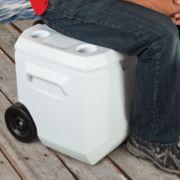50 Quart Coastal Xtreme Series™ Marine Wheeled Cooler