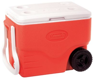 40 Quart Performance Wheeled Cooler
