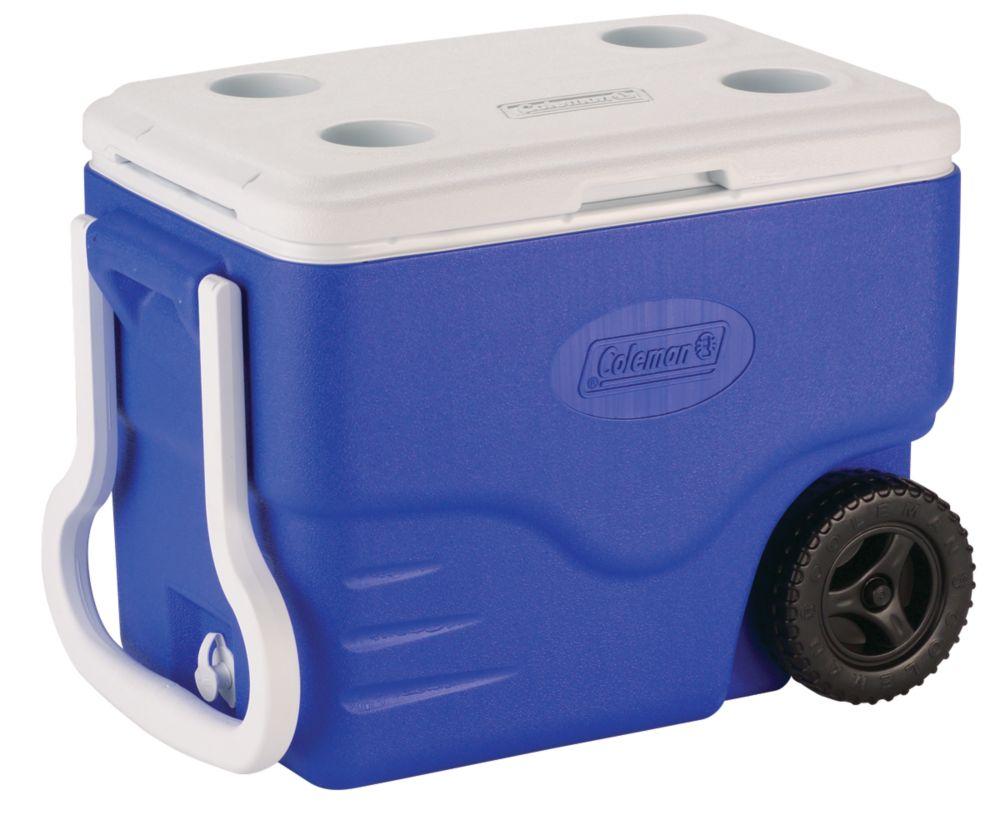 40 Quart Performance Wheeled Cooler
