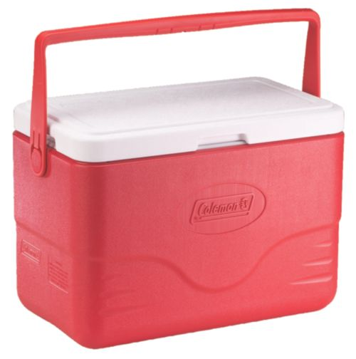 28 Quart Cooler - Red