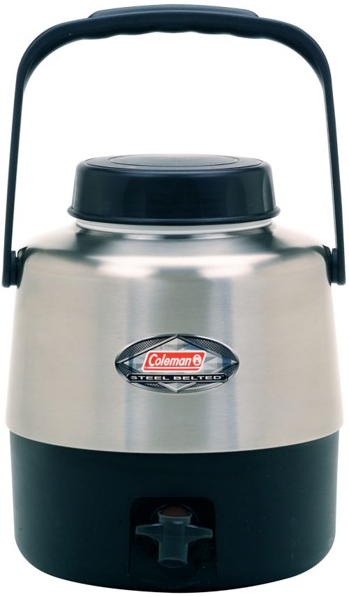 1.3 Gallon Stainless Steel Belted® Jug