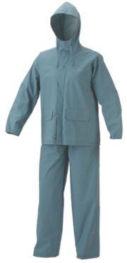 Women's PVC/Poly Rain Suit