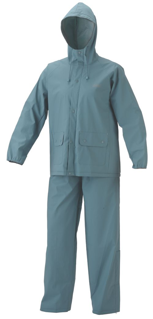 WOMEN'S PVC/POLY RAIN SUIT