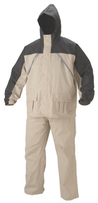 .20mm PVC/Nylon Rain Suit