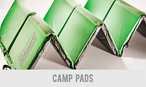 Coleman Camp Pads