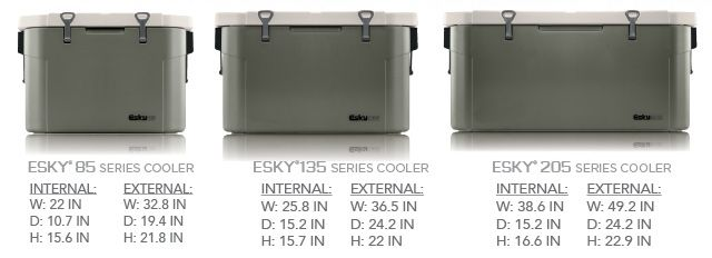 Esky Hunting Coolers