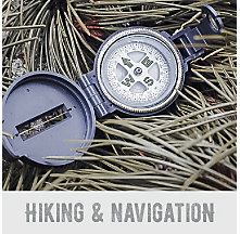 Hiking & Navigation Gear